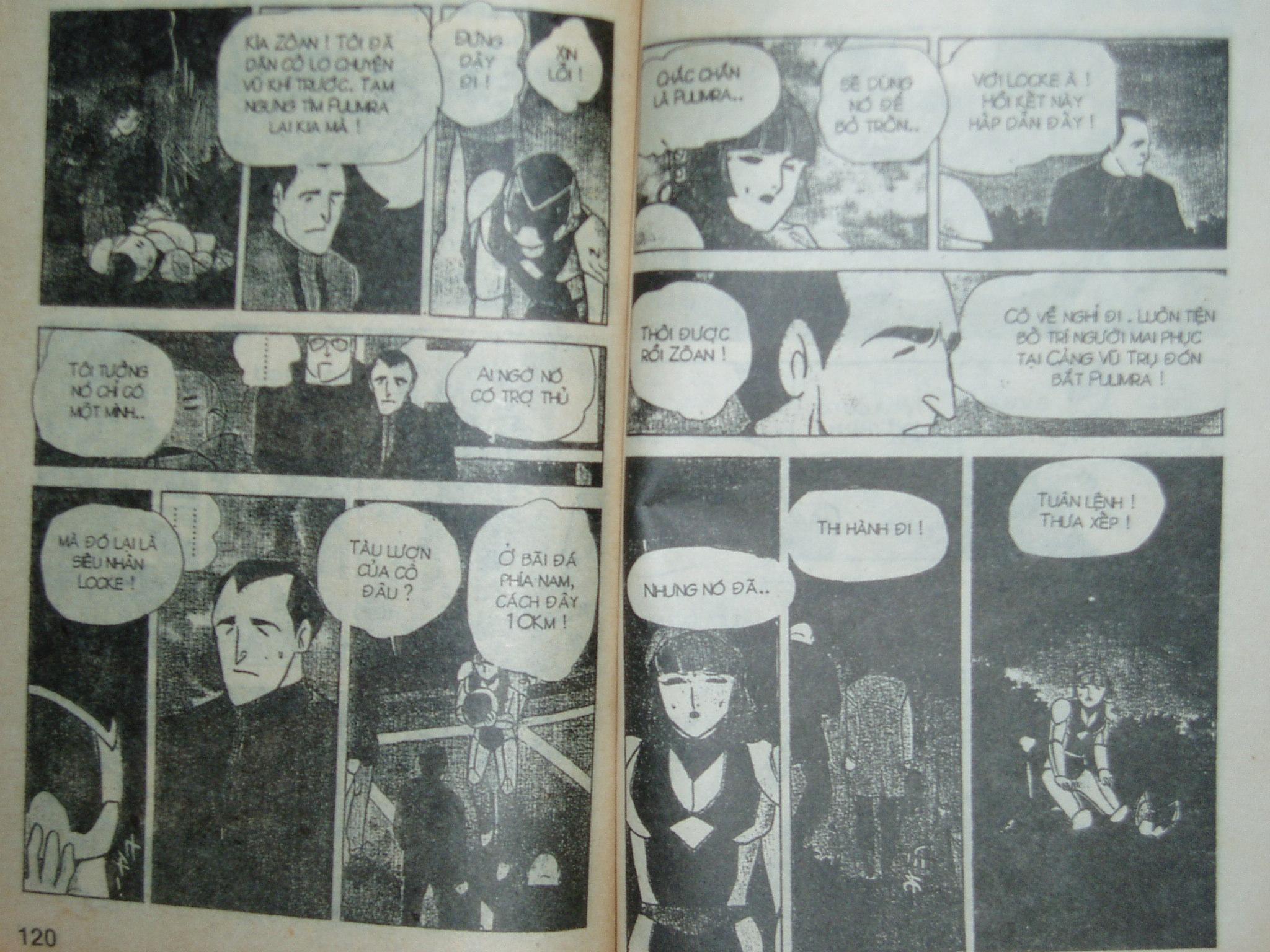 Siêu nhân Locke vol 16 trang 58