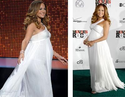 Jennifer+Lopez - Convidadas grávidas