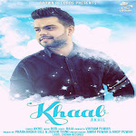 Akhil - Khaab - Single Cover