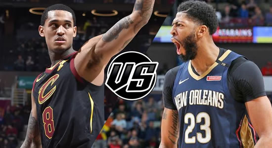 Live Streaming List: Cleveland Cavaliers vs New Orleans Pelicans 2018-2019 NBA Season
