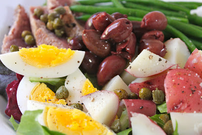 niçoise salad benefits
