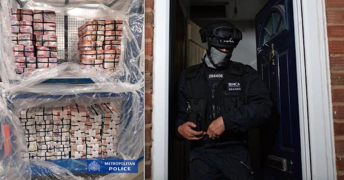 Hundreds Arrested And Tonnes Of Drugs Seized After Cops Break Secure Messaging Network Used By Europe's Top Crime Kingpins