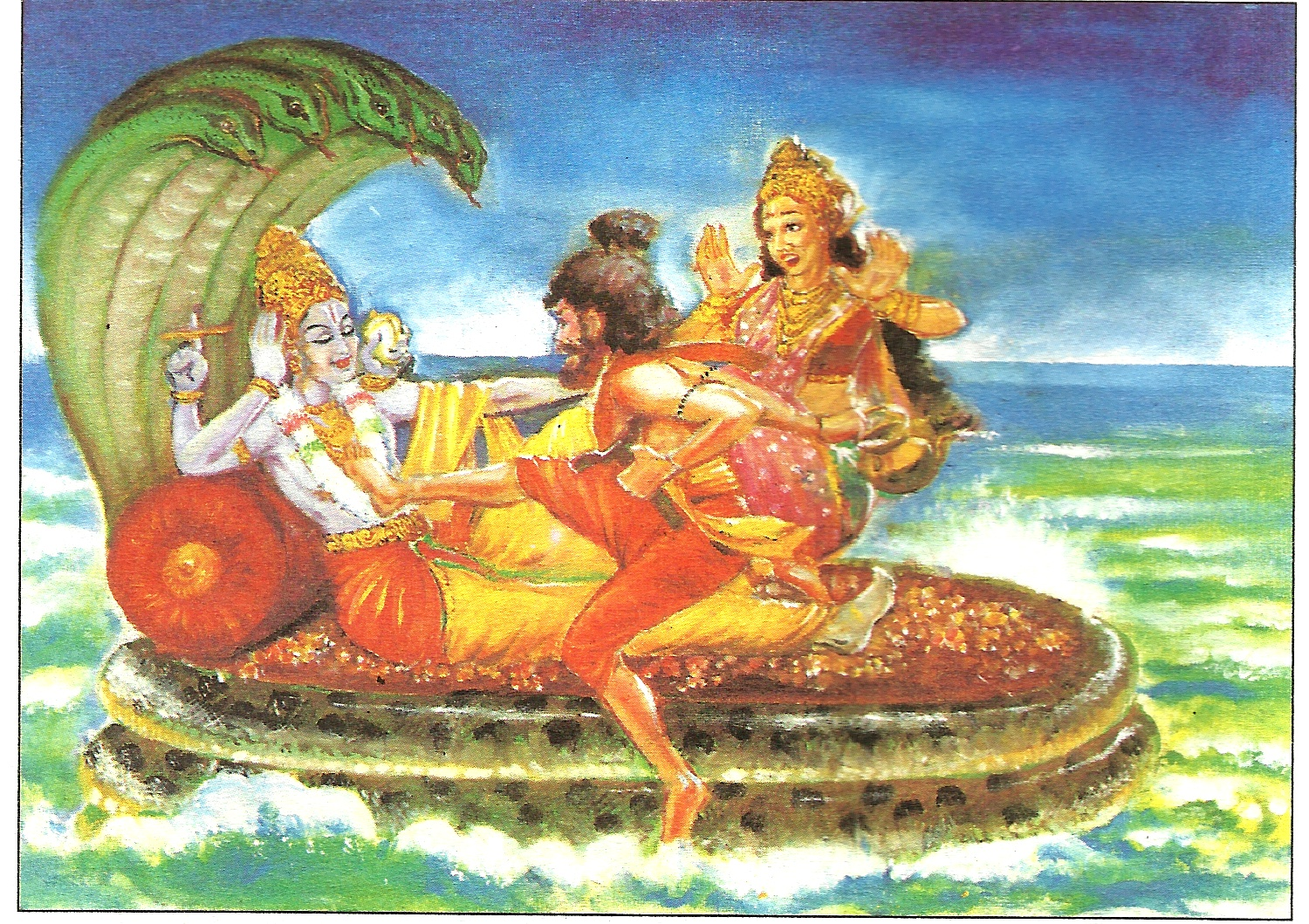 Lord Narayana Hd Wallpapers The Story Of Sri Maha Vishnu Come To Earth The Avatara Of