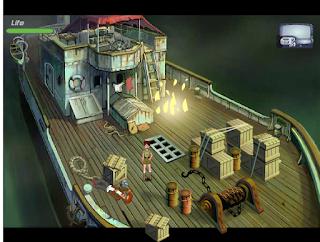 لعبة ساربكان الجزء الثاني Wolfstep مغامرات ساربكان الجزء الثاني لعبة مغامرات رائعة وتحتاج الى تركيز