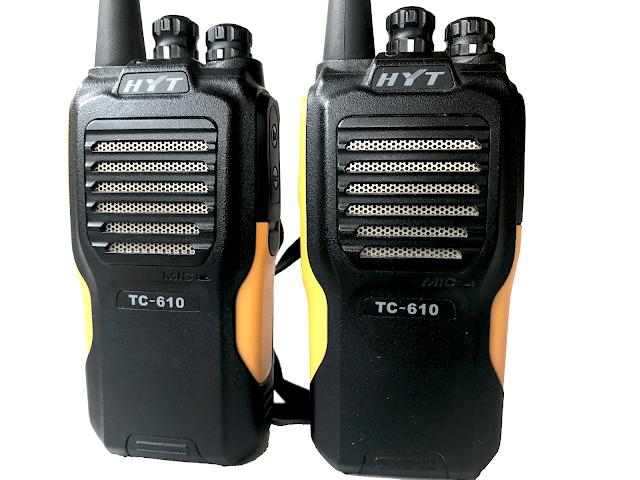מכשיר קשר HYT TC610