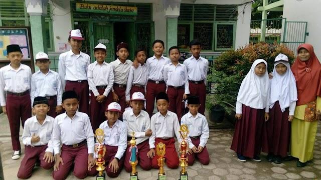 SDIT Sabet Juara