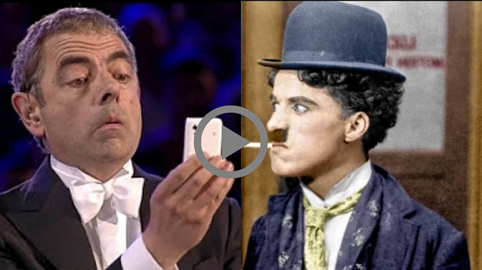 charlie chaplin and mr bean essay Explore bruno oliveira's board charlie chaplin mr bean embroidery art one of my favorite quotes of all time by the one and only charlie chaplin oh charlie.