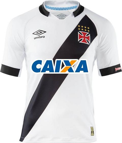 14858eb323 Umbro lança as novas camisas do Vasco da Gama - Show de Camisas