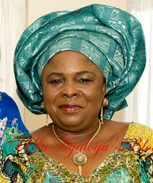 Senate Panel Orders EFCC to Unfreeze Patience Jonathan's Accounts