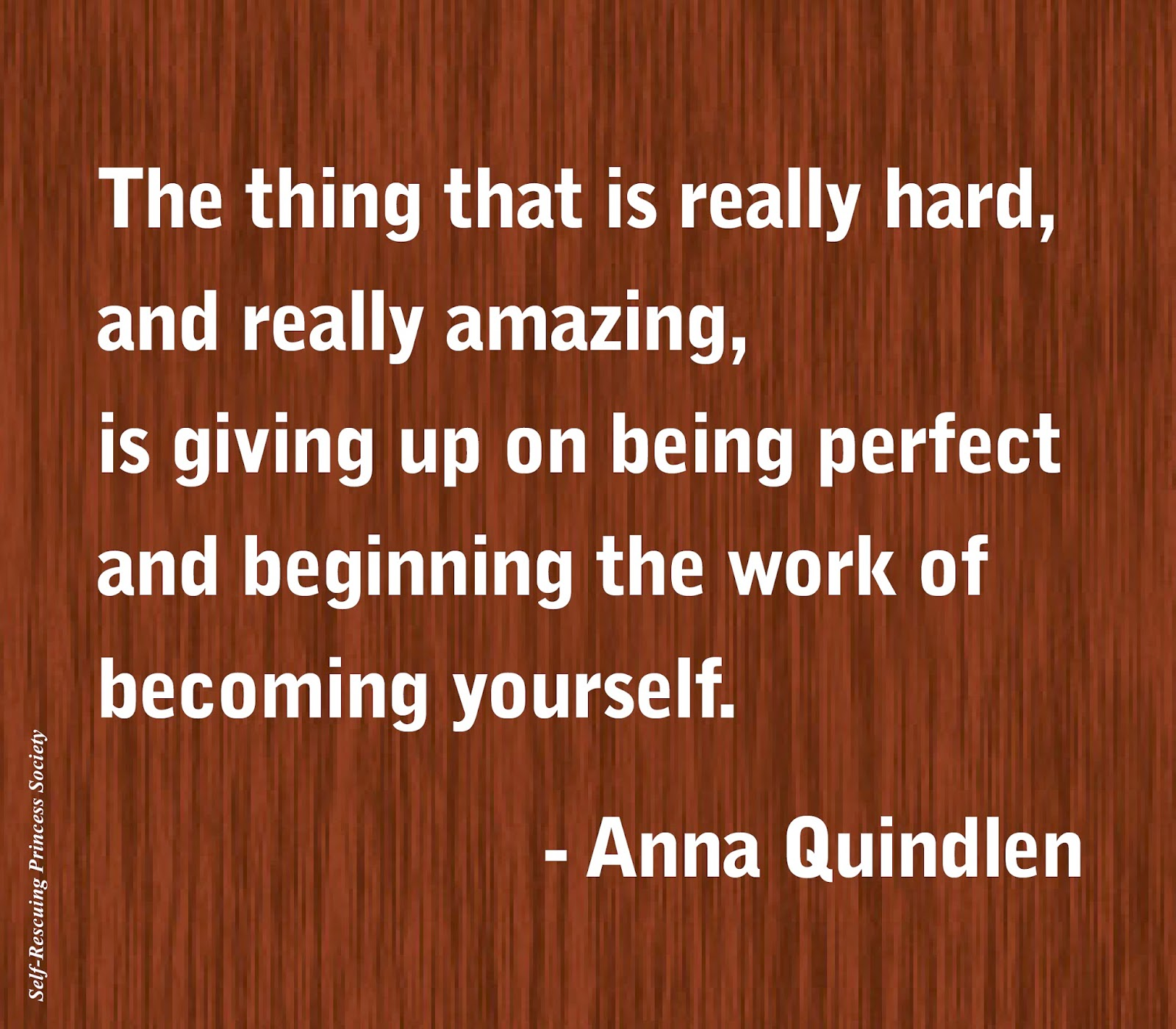Quote of the Day ~ Self-Rescuing Princess Society