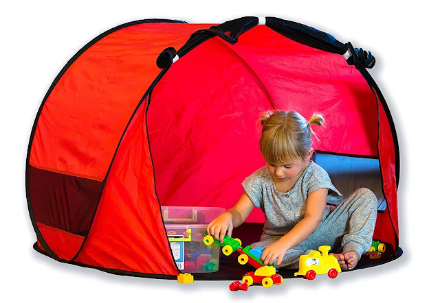 Fun pop up tent for kids