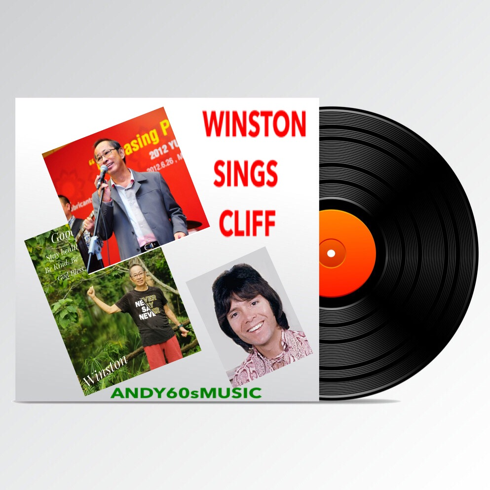 CLIFF RICHARD TRIBUTE ARTISTE WINSTON KOH