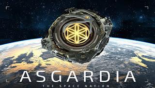 Asgardia, la nación espacial