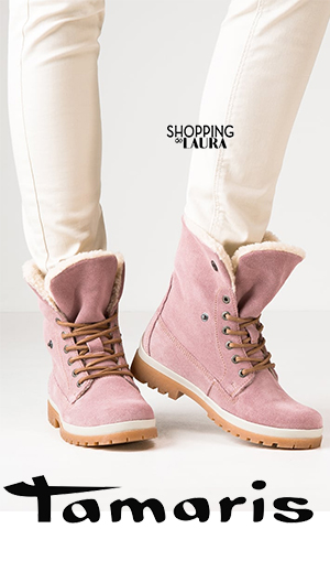 Boots et bottines roses femme : Tamaris