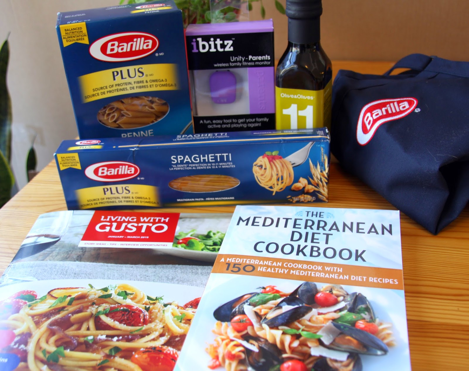 Barilla products