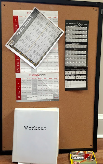 Workout Binder