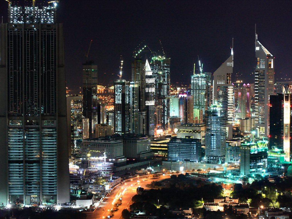Dubai Timeline ~ 7Slim
