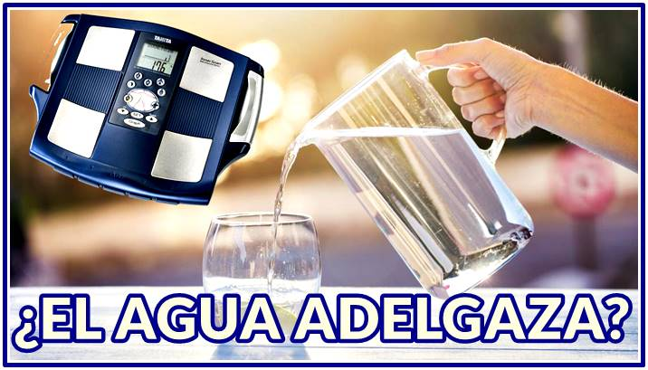 Tomar agua en exceso no te ayuda a adelgazar de forma saludable