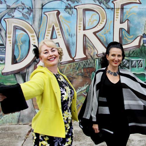 Miller's Fashion Blog: Our guest stylist Michelle Merdzan talks