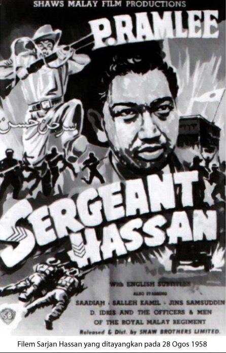 Siapakah Sarjan Hassan Sebenarnya?