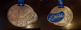 Medal Bieg Wedla