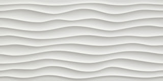 White body wall tiles 3D Wall Design Dune White