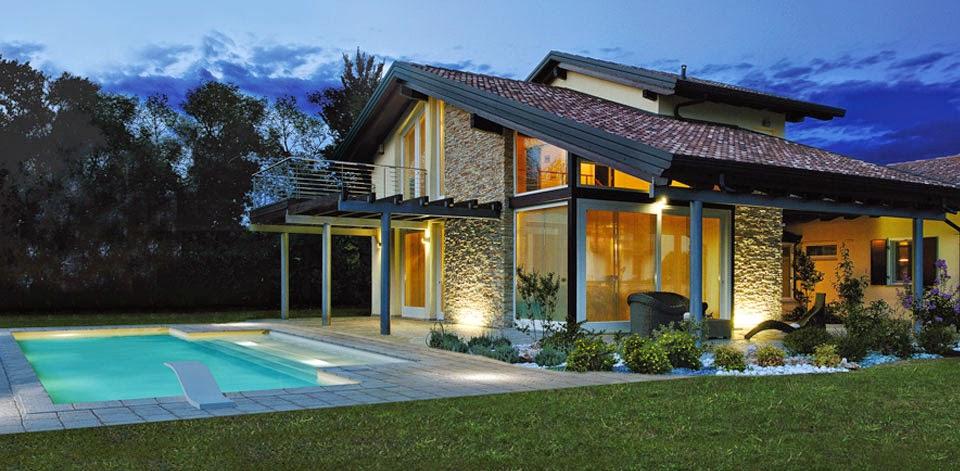 Alessandra castiglioni design il dubbio casa da for Costruzioni case moderne