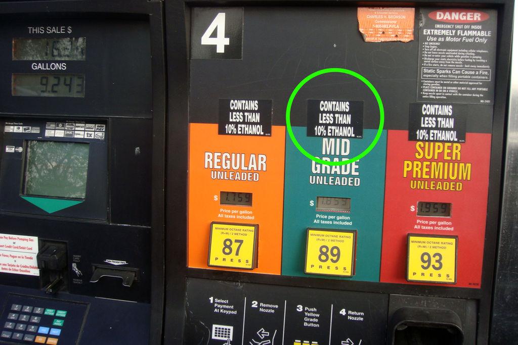 E85 Gas Stations >> Al's Conservative Political Views