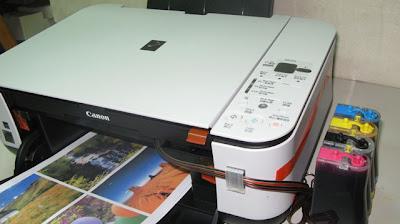 Cara Menginstal Printer Canon Mp258 Di Windows 7 Gallery