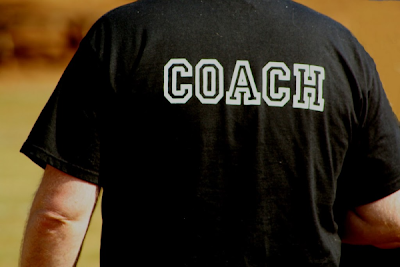 Tutti i giorni  con un coach di nome Holmes