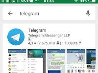 Cara Transaksi Pulsa Murah Menggunakan Telegram