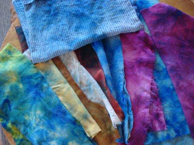 Jacquard products acid dye.