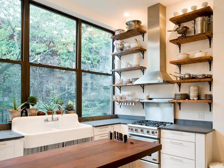 Cara Menata Dapur Bersih Minimalis Agar Terlihat Lapang