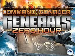 تحميل لعبة جنرال زيرو generals zero hour مضغوطة بحجم صغير برابط مباشر