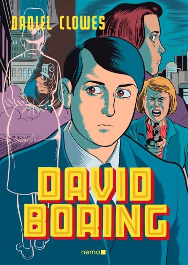 HQ David Boring