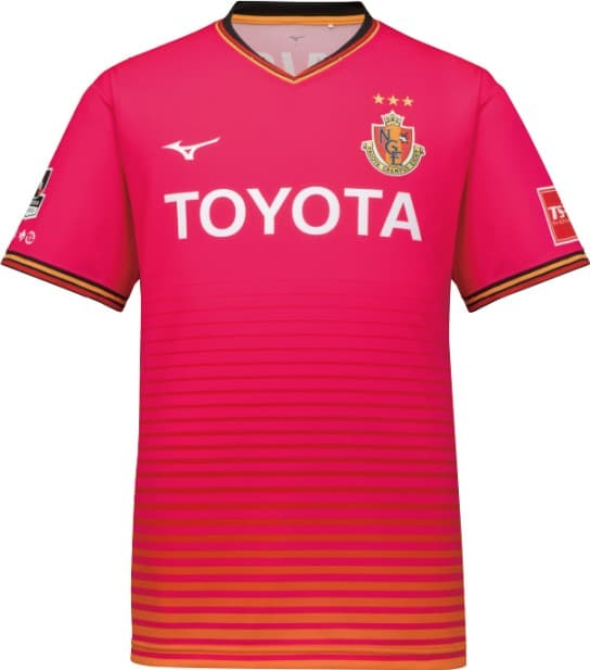 名古屋グランパス 2018 ユニフォーム-FP-3rd