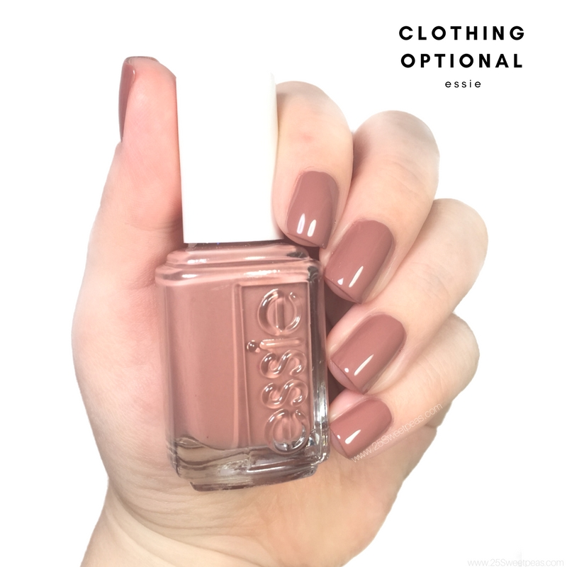 Essie Clothing Optional