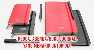 Agenda/Buku Journal Yang Menarik Untuk Dia