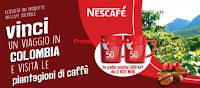 Logo Nescafè 2017 bis: vinci 300 coppie Red Mug e un viaggio in Colombia