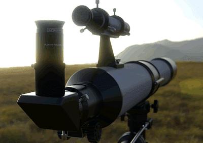 Come calcolare gli ingrandimenti di un telescopio