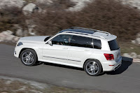 New 2012 Mercedes Benz GLK X204 Change Official High Resolution Picture