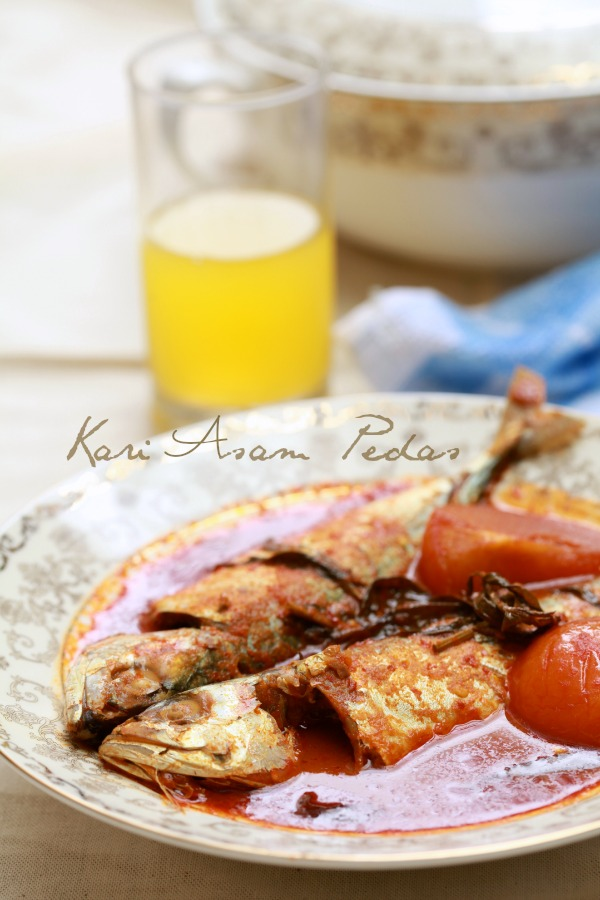 kari asam pedas ikan kembung masam manis Resepi Roti Canai Masam Manis Enak dan Mudah