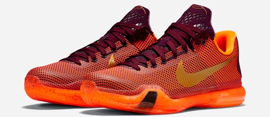 reputable site 21386 d62eb Nike Kobe X