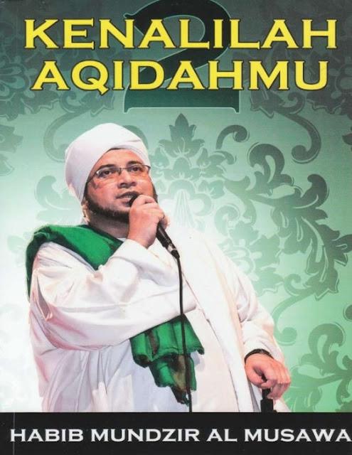 cover buku bid'ah hasanah habib mundzir