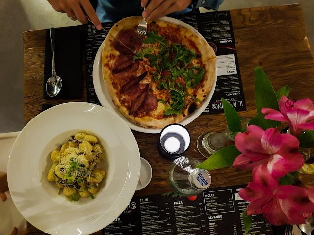 Il padrino- włoskie smaki z wielkim kącikiem dla dzieci