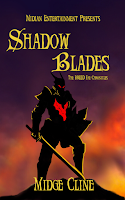 """shadowbladescover - Book Release: """"Blood of My Sisters"""" by Mel Chesley"""