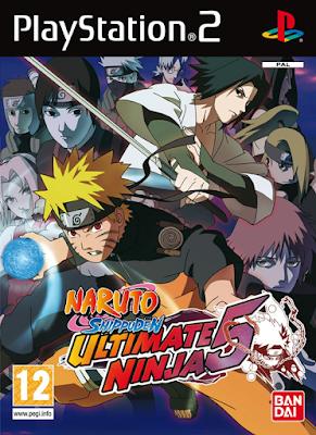 Naruto Shippūden: Ultimate Ninja 5 download iso