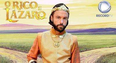 O Rico e Lázaro - Capítulo 18 (quarta-feira, 05 de abril)