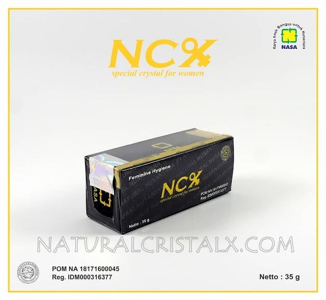 ncx dari nasa cara mengatasi keputihan POM NA 18171600045