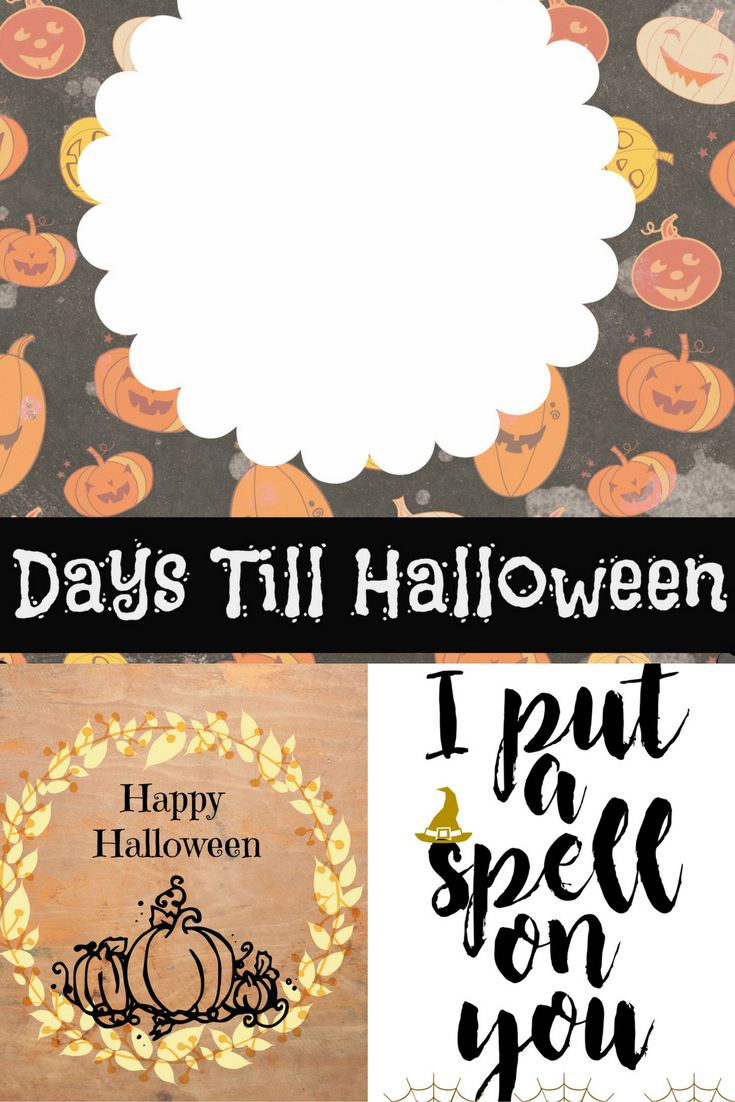 free printables for halloween countdown to halloween